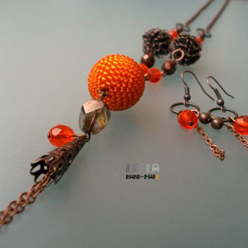 Chumel pomerančový