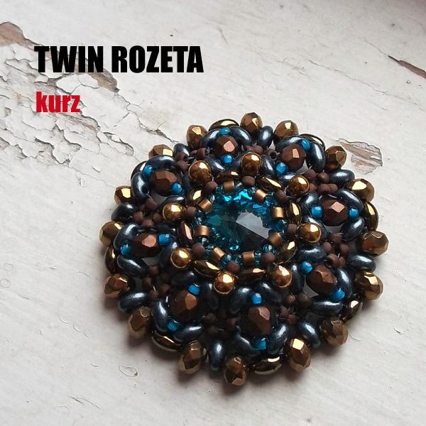 twin rozeta