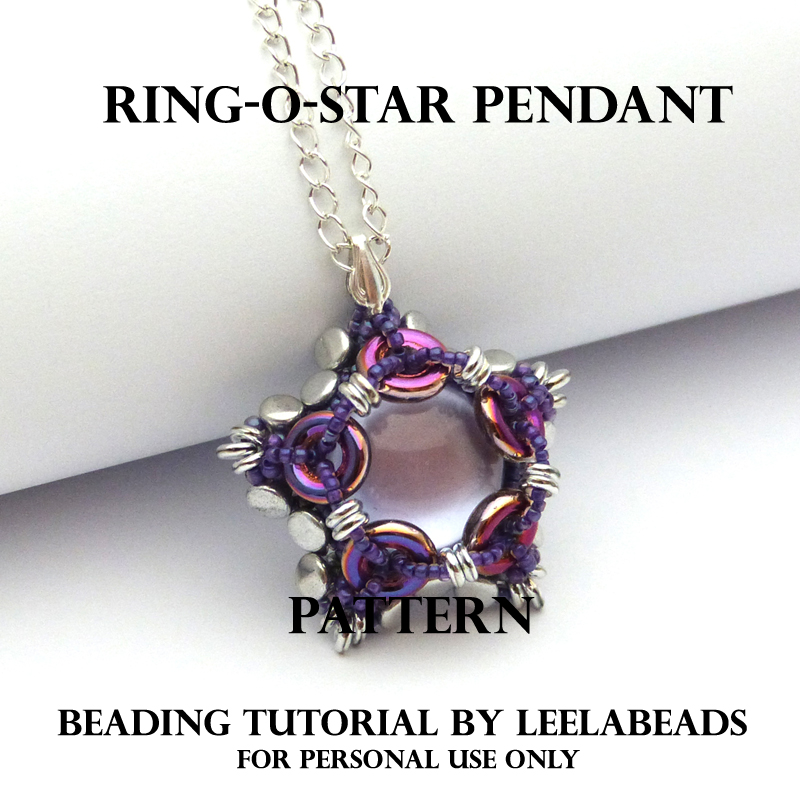 RING-O-STAR PENDANT