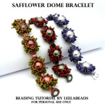 SAFFLOWER DOME BRACELET