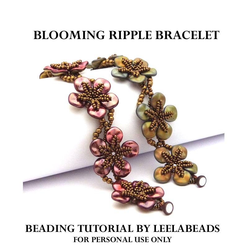 BLOOMING RIPPLE BRACELET