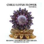 CHILLI LOTUS FLOWER