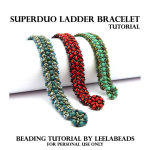 SUPERDUO LADDER BRACELET